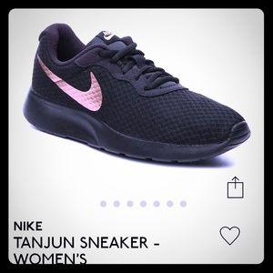 Nike Tanjun size 6.5 - worn once!